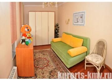 Санаторий «Вилла Арнест» Апартамент 2-местный 3-комнатный