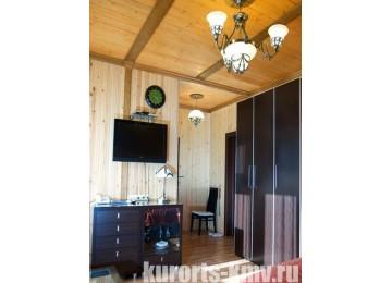 Санаторий «Вилла Арнест» Стандарт 1-местный 1-комнатный с террасой