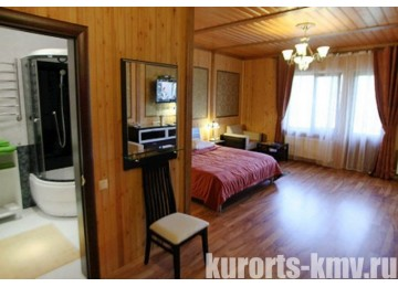 Санаторий «Вилла Арнест» Стандарт 2-местный 1-комнатный