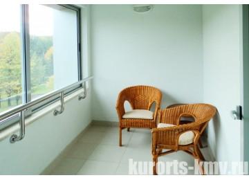 Санаторий «Заря» Кисловодск Люкс 2-местный 2-комнатный
