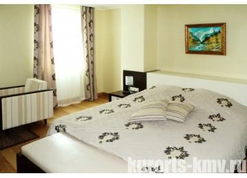 Санаторий «Заря» Кисловодск Стандарт 2-местный с одной кроватью
