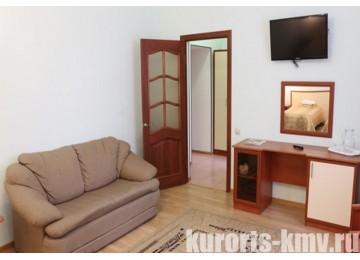 Санаторий «Дон» Пятигорск Стандарт Улучшенный 2-местный 1-комнатный