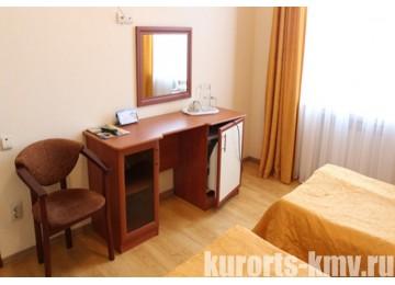 Санаторий «Дон» Пятигорск Люкс 2-местный 2-комнатный