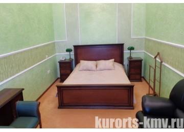 Санаторий «Галерея Палас» Пятигорск Люкс 2-местный 3-комнатный