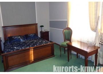 Санаторий «Галерея Палас» Пятигорск Люкс 2-местный 1-комнатный
