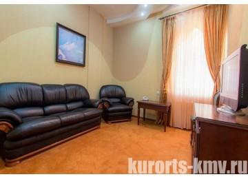 Санаторий «Галерея Палас» Пятигорск Люкс 2-местный 2-комнатный