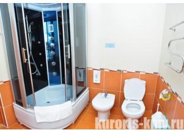 Санаторий «им. М.Ю. Лермонтова» Пятигорск Люкс 2-х местный 2-х комнатный 4 корпус