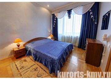 Санаторий «Машук» Пятигорск Люкс 2-местный 3-комнатный