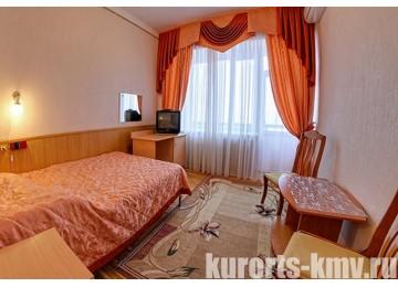 Санаторий «Машук» Пятигорск Стандартный 1-местный 1-комнатный