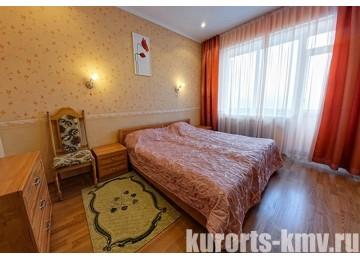 Санаторий «Машук» Пятигорск Люкс 2-местный 2-комнатный