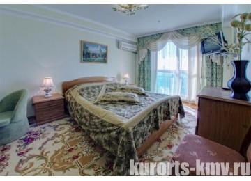Санаторий «Пятигорский Нарзан» Пятигорск Люкс 2-местный 2-комнатный
