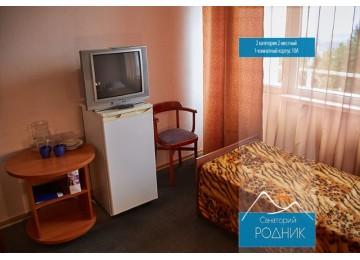 Санаторий «Родник» Пятигорск Стандарт 2-местный 2 категории корпус 10 лит.А