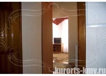 Санаторий «Родник» Пятигорск Люкс 2-местный 2-комнатный корпус 4