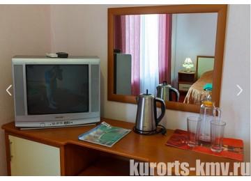 Санаторий «Руно» Пятигорск 2-местный стандарт (Каштан)