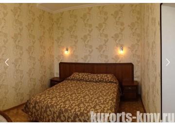 Санаторий «Руно» Пятигорск Люкс 2-комнатный (основной корпус)
