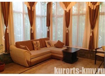 Санаторий «Руно» Пятигорск Апартаменты 2-комнатные с кухней (Каштан)