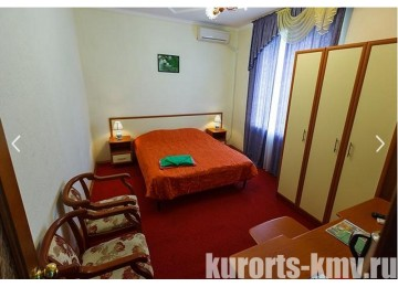 Санаторий «Руно» Пятигорск 1-Местный Стандарт (Каштан)