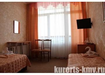 Санаторий «Тарханы» Пятигорск Стандарт 2-местный 1-комнатный