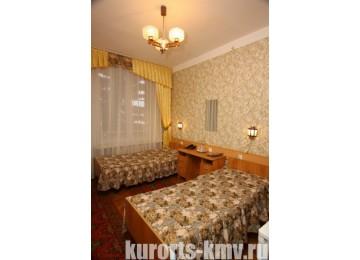 Центральный Военный Санаторий г. Пятигорск Стандарт ПК 2-местный 1-комнатный