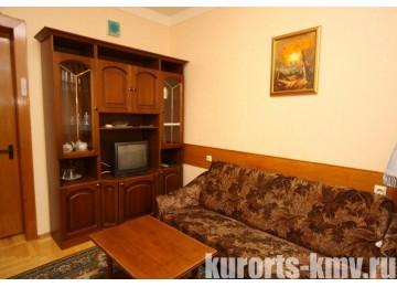 Центральный Военный Санаторий г. Пятигорск Люкс 2-местный 2-комнатный