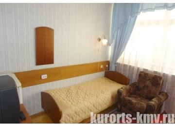 Центральный Военный Санаторий г. Пятигорск Стандарт 1-местный 1-комнатный