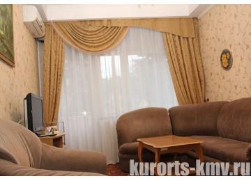Центральный Военный Санаторий г. Пятигорск Люкс 2-местный 3-комнатный