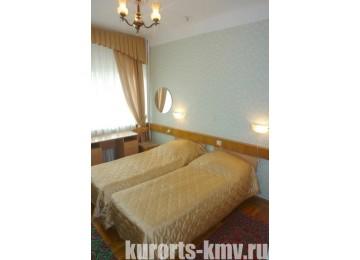 Центральный Военный Санаторий г. Пятигорск Стандарт 2-местный 1-комнатный