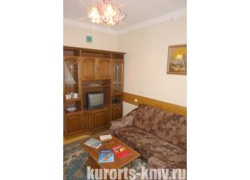 Центральный Военный Санаторий г. Пятигорск Стандарт ПК 2-местный 2-комнатный
