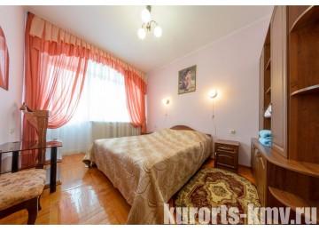 Санаторий «Зори Ставрополья» Пятигорск 2-местный 2-комнатный люкс