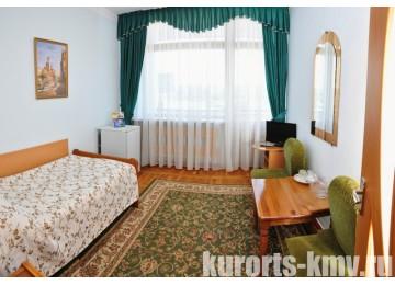 Санаторий «Зори Ставрополья» Пятигорск Стандарт 1-местный 1-комнатный