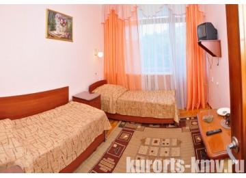 Санаторий «Зори Ставрополья» Пятигорск Стандарт 2-местный 1-комнатный 1 категории
