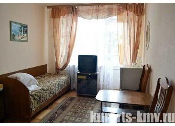 Санаторий «Долина Нарзанов» Железноводск Стандарт 2-местный 1-комнатный