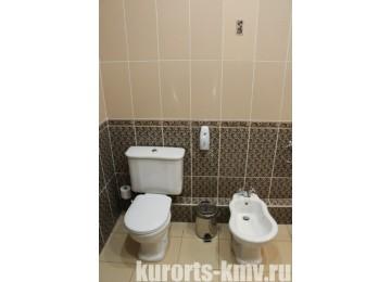 Санаторий «Дубовая роща» Железноводск Люкс 2-местный 2-комнатный