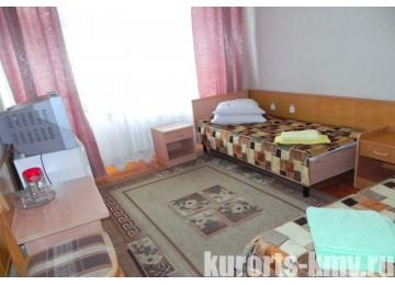 Санаторий «Дубрава» Железноводск Стандарт 2-местный 2 категории