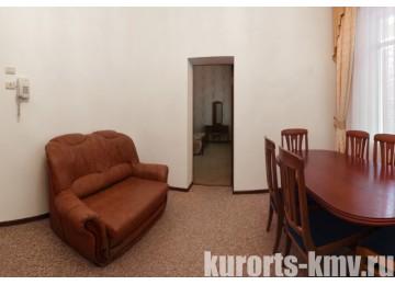 Санаторий «Горный воздух» Железноводск Полулюкс 2-местный 2-комнатный