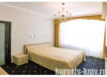 Санаторий «Горный воздух» Железноводск Люкс 2-местный 2-комнатный