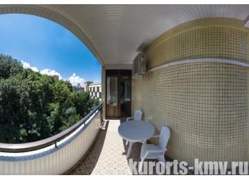 Санаторий «Горный воздух» Железноводск Апартаменты 2-местный 3-комнатный