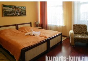Санаторий «Им. Кирова» г. Железноводск Полулюкс 2-местный 1-комнатный с балконом