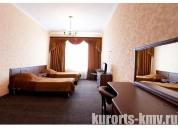 Санаторий «Им. Кирова» г. Железноводск Полулюкс 2-местный 1-комнатный без балкона