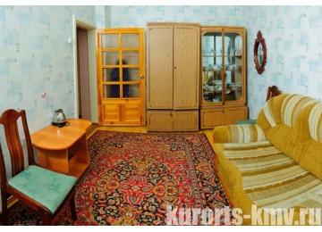 Санаторий «Им. Тельмана» Железноводск Стандарт 1-местный 2-комнатный 2 категории