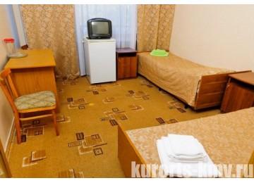Санаторий «Им. Тельмана» Железноводск Стандарт 2-местный 1-комнатный 1 категории