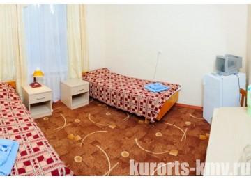 Санаторий «Им. Тельмана» Железноводск Стандарт 2-местный 1-комнатный 2 категории