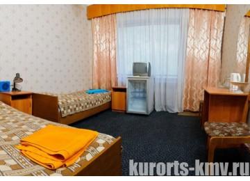 Санаторий «Им. Тельмана» Железноводск Стандарт 2-местный 1-комнатный 3 категории