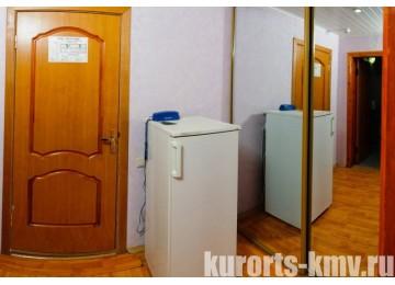 Санаторий «Им. Тельмана» Железноводск Стандарт 2-местный 2-комнатный 1 категории