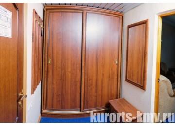 Санаторий «Им. Тельмана» Железноводск Люкс 2-местный 2-комнатный