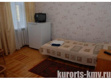 Санаторий «Им. Тельмана» Железноводск Стандарт 1-местный 1-комнатный 2 категории