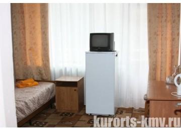Санаторий «Им. Тельмана» Железноводск Стандарт 1-местный 1-комнатный 3 категории