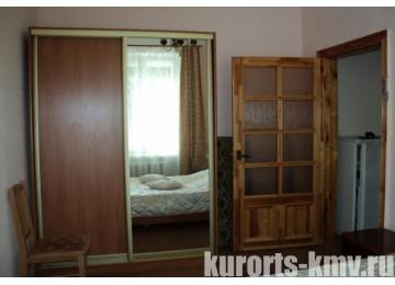 Санаторий «Им. Тельмана» Железноводск Стандарт 1-местный 2-комнатный 1 категории