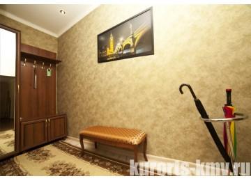 Санаторий «Лесной» Железноводск Люкс 2-местный 2-комнатный в коттедже