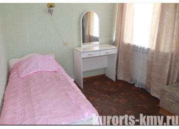 Санаторий «Здоровье» Железноводск Стандарт 1-местный 3 категории